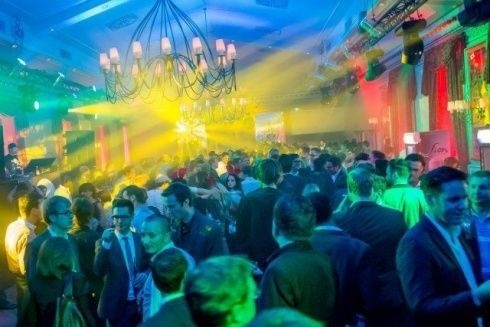 18. September 2013 - Die OS-Party zur dmexco in der Kölner Wolkenburg!
