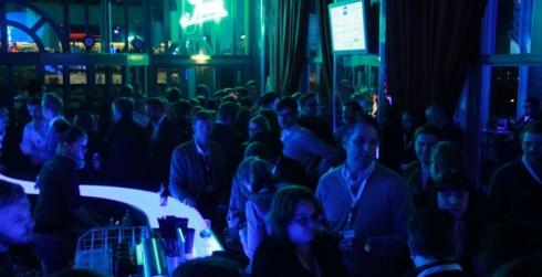 Zahlreiche Teilnehmer beim OSS 1.0
