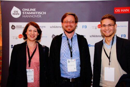 Fotos vom Online-Stammtisch Hannover