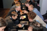 Speed-NETworking in Saarbrücken