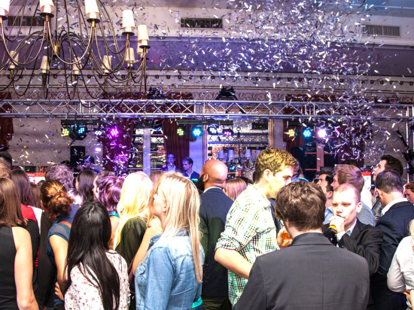 OS-Party @ dmexco – the place to be for networking and party