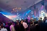 ... oder auf der Tanzfläche: Der OSK ist der Hotspot der Branche!