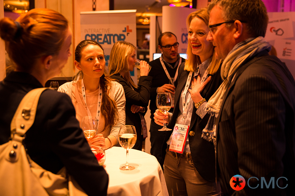 Content-Marketing Conference goes Exposition