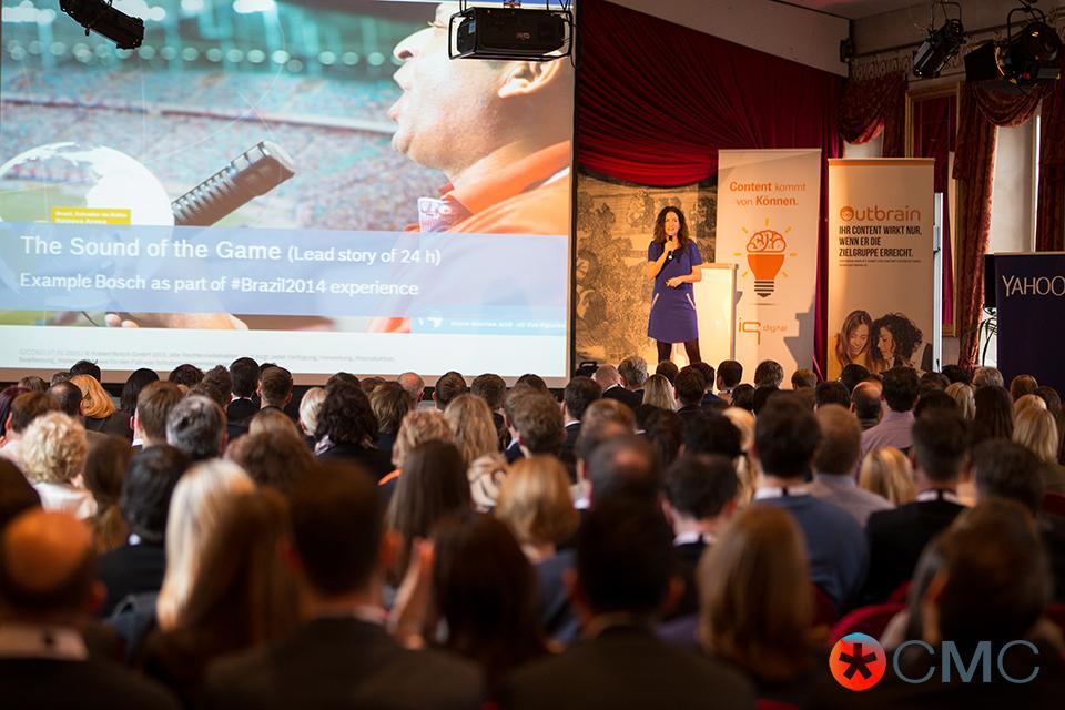 """Content-Marketing: CMCX wird """"Branchenleuchtturm"""" mit erster Fachmesse für Content-Marketing"""