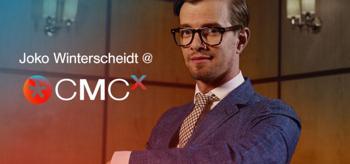Mit dem OS auf Europas größtes Content-Marketing Event – CMCX 2017