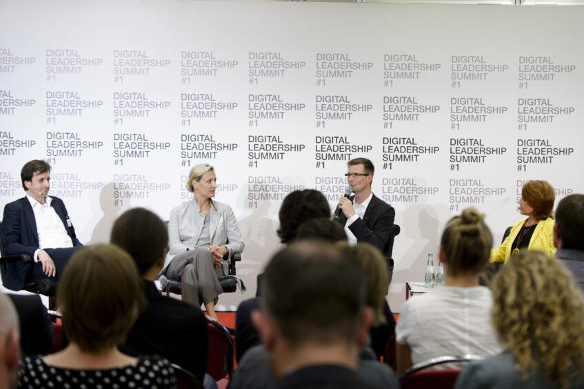 Digital Leadership Summit in Köln am 21. Juni – Führung im Fokus der Digitalisierung