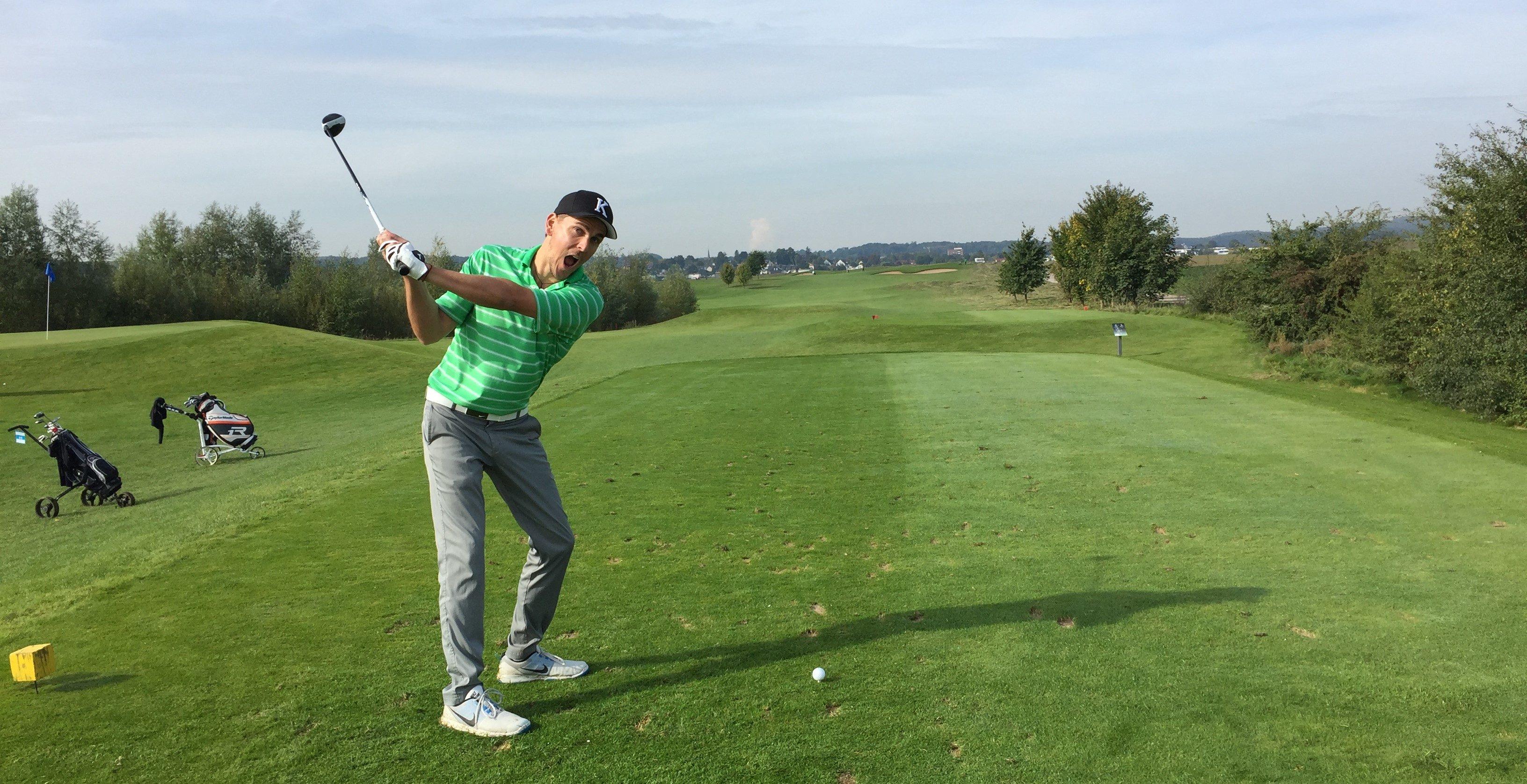 OS.GolfCUP 2018 ⛳ Das Golfturnier für digitalisierte Longhitter – 23. August Köln/Pulheim
