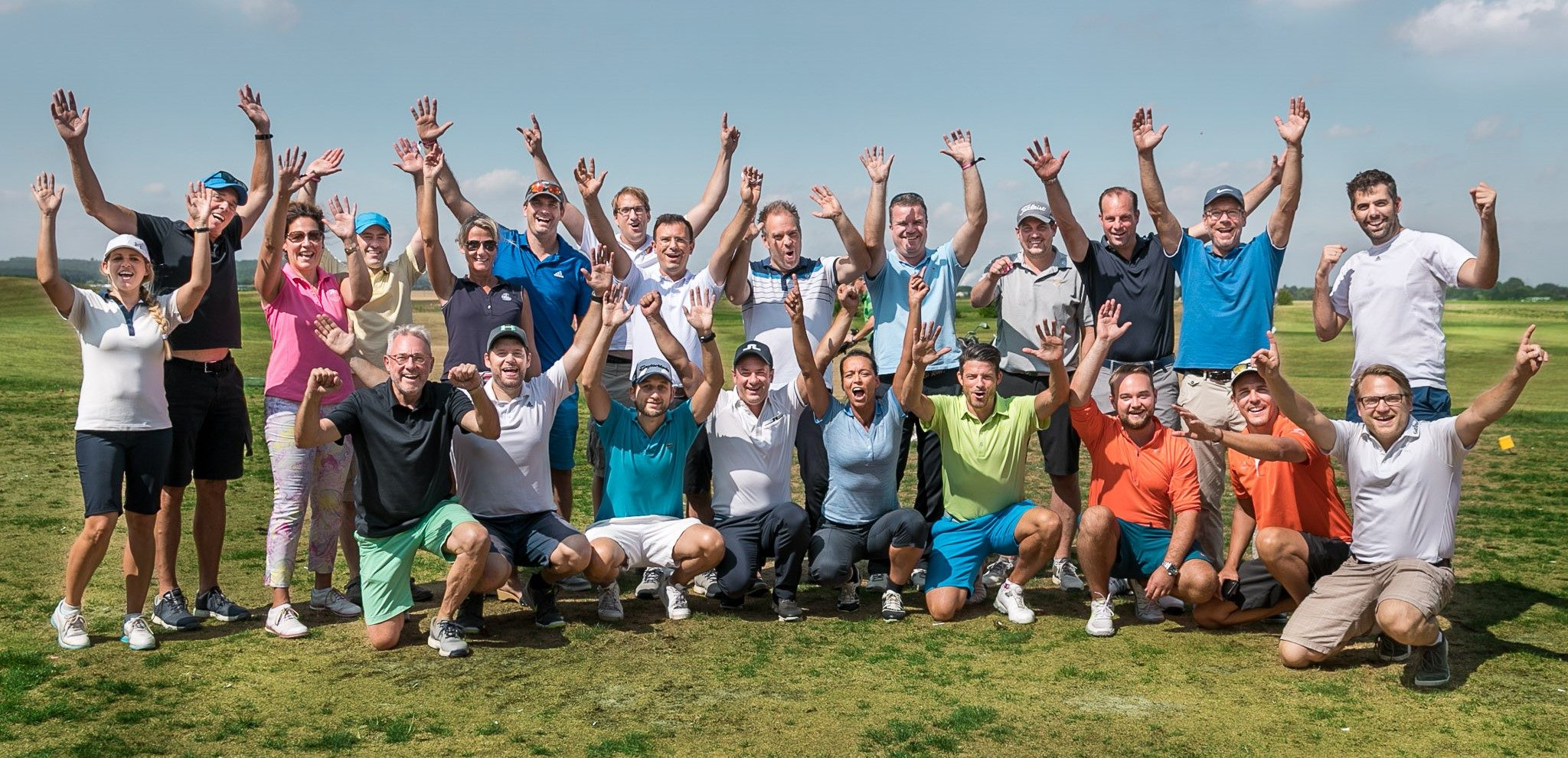 ⛳OS.GolfCUP 2019 powered by Scompler – das Golfturnier für digitalisierte Longhitter – 22. August – Köln