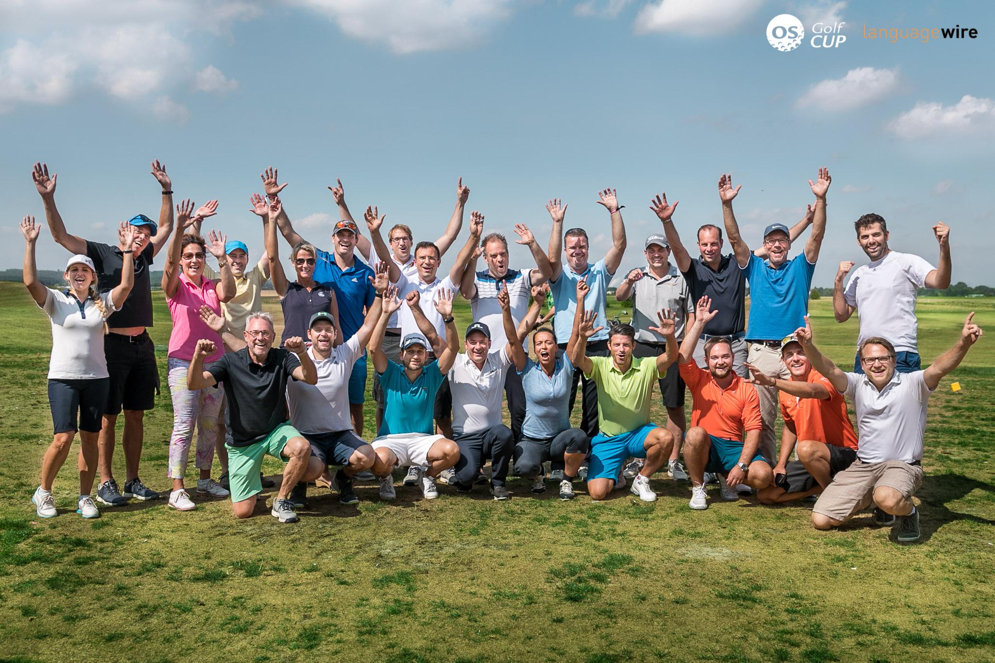 """OS.GolfCUP 2018 – das """"grünste"""" MedienNETwork auf dem blauen Planeten"""