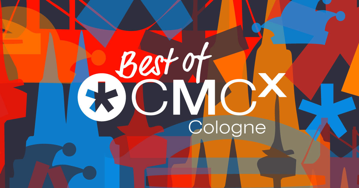 🐐 Best of CMCX – Cologne: Warum Köln im November  Content-Marketing Hauptstadt wird