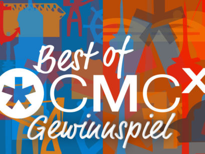 🎫 Mit dem OS auf die Best of CMCX: So kommt Ihr kostenlos auf den neuen Branchentreff in Hamburg und Köln